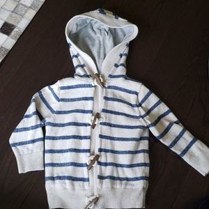 Gap 18-24 month toggle-button cardigan